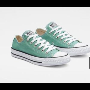 Mint Green Chuck Taylor Converse Women's Size 7